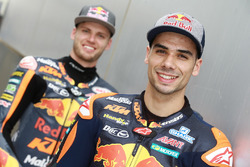 Brad Binder and Miguel Oliveira, Red Bull KTM Ajo