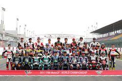 Moto3 rijders