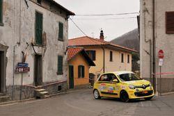 Emanuele Rosso, Maurizio Torlasco, Renault Twingo R1