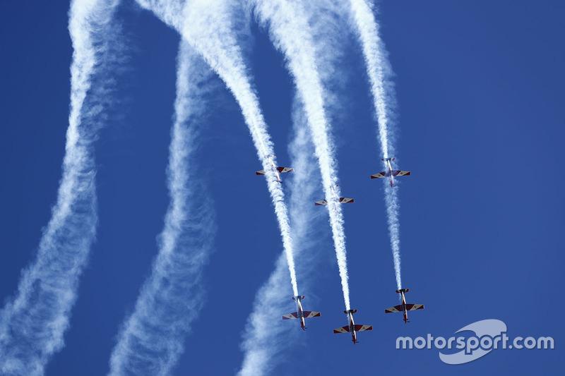 Penampilan tim aerobatik angkatan udara Australia (RAAF), The Roulletes