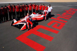Mahindra Racing team photo
