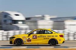 #54 JDC-Miller Motorsports BMW 228i: Michael Johnson, Stephen Simpso