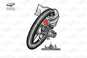 Руль Ferrari F1-89 (640)