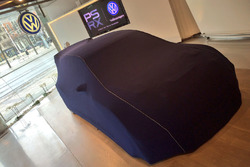 PSRX Volkswagen Sweden car under cover