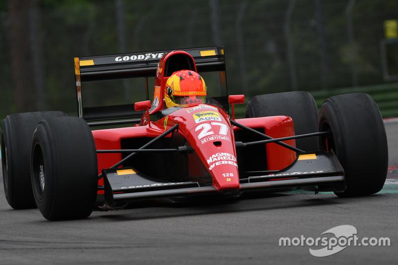 Ferrari 642 F1 van Alain Prost