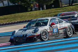 #65 Porsche Lorient Racing Porsche 991 Cup: Jean-François Demorge, Alain Demorge, Gilles Blasco, Mat