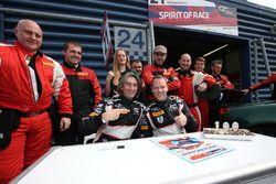Duncan Cameron, Matt Griffin, Spirit of Race Ferrari 488
