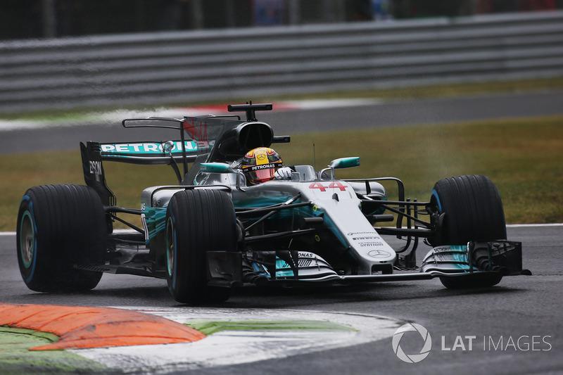 2017: Hamilton supera la marca de poles de Schumacher