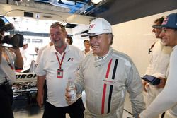 Paul Stoddart, F1 Experiences 2-Seater passenger Gene Haas F1 Team, Founder and Chairman, Haas F1 Te