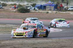 Sergio Alaux, Coiro Dole Racing Chevrolet, Diego De Carlo, JC Competicion Chevrolet, Juan Jose Ebarl