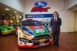Ford Otosan Pazarlama Genel Müdür Yardımcısı Özgür Yücetürk