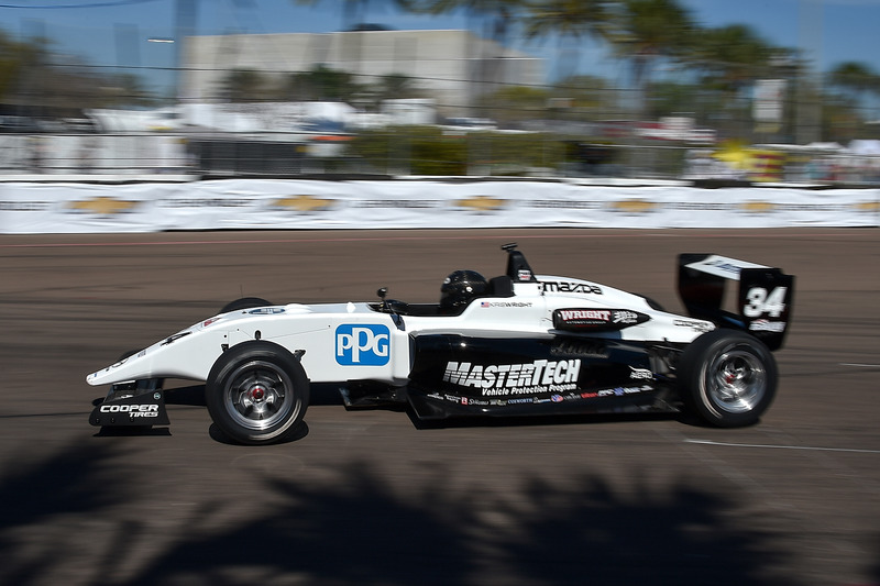 Kris Wright, John Cummiskey Racing