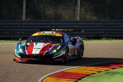 AF Corse, Ferrari 488 GTE