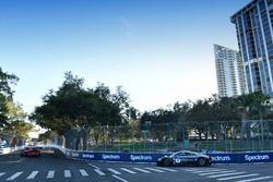 #4 Magnus Racing, Audi R8 LMS: Pierre Kaffer