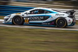 Kenny Wilden, Rodney Randall, McLaren GT4, Motorsports In Action