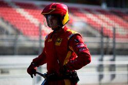 Racing Engineering mechanic