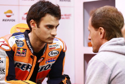 Dani Pedrosa, Repsol Honda Team con Sete Gibernau