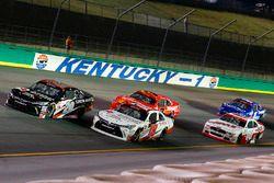 Kyle Benjamin, Joe Gibbs Racing Toyota and Ryan Preece, Joe Gibbs Racing Toyota
