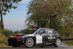 Elwis Chentre, Elena Giovenale, Hyundai i20 R5, Winners Rally Team