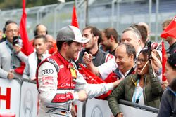 Mike Rockenfeller, Audi Sport Team Phoenix, Audi RS 5 DTM festeggia