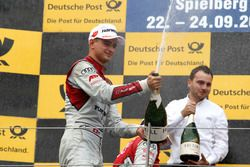 Podium: Nico Müller, Audi Sport Team Abt Sportsline, Audi RS 5 DTM