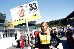 Pitspoes van René Rast, Audi Sport Team Rosberg, Audi RS 5 DTM