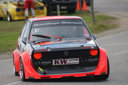 Stephan Burri, VW Polo, Autersa Racing,