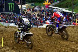 Max Anstie y Romain Febvre