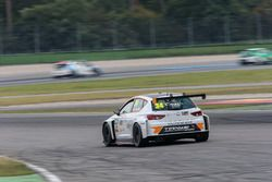 Orhan Vouilloz, Young Driver Challenge, Seat Leon TCR