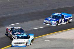 Noah Gragson, Kyle Busch Motorsports Toyota spins