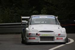 Romeo Nüssli, Ford Escort Cosworth, ACS, 1. Manche