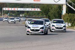 #99 Ümit Ülkü, Opel Corsa Opc, #89 Ekrem Vardar, Opel Corsa Opc