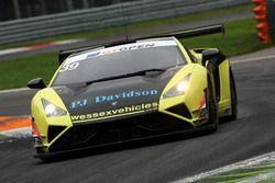 #39 Nigel Mustill / Wessex Vehicles Lamborghini Gallardo Rex GT3: Craig Dolby, Sebastian Morris