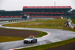 The Safety Car on track