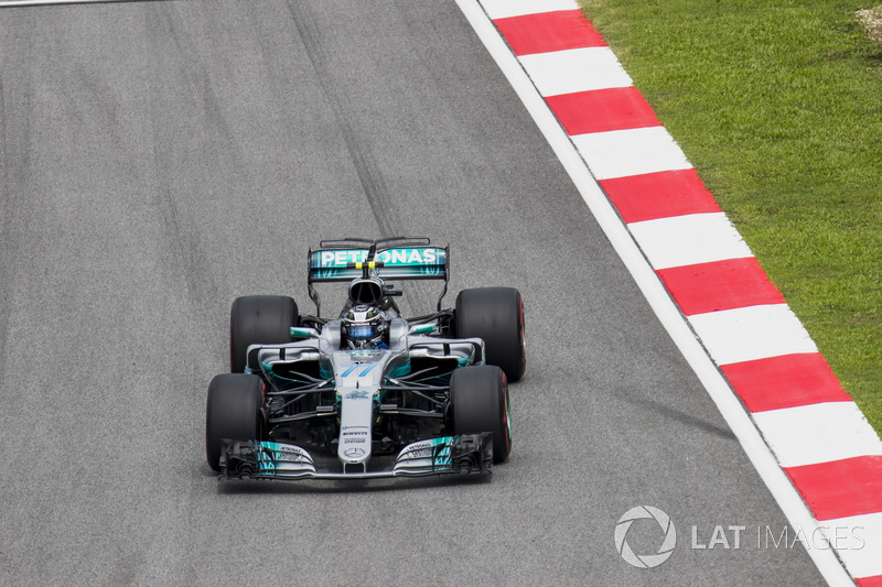 5. Валттери Боттас, Mercedes AMG F1