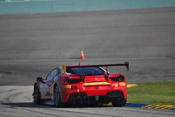 #124 Ferrari of Long Island Ferrari 488 Challenge: Jerome Jacalone