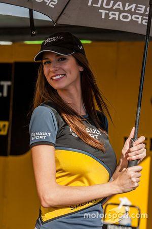 Девушки Argentina Renault Sport