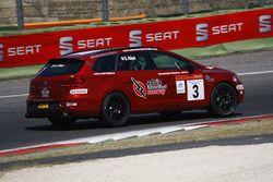 Giovanni Altoe, Seat Motor Sport Italia, Seat Leon Cupra ST-TCS2.0
