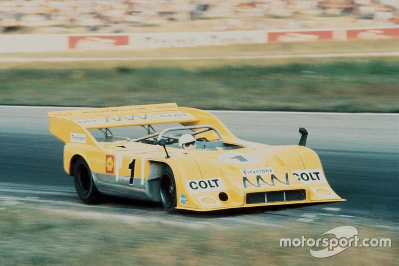 Porsche en 1972