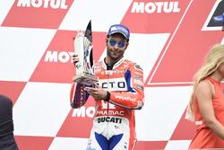 Podium: 2. Danilo Petrucci, Pramac Racing