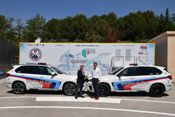 Julio Fernandez-Llamazares e Pau Serracanta, Medical Direction MotoGP