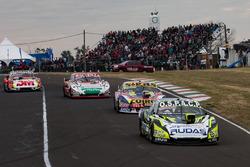 Martin Ponte, UR Racing Team Dodge, Martin Serrano, Coiro Dole Racing Chevrolet, Matias Jalaf, Indec