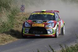Jonathan Greer, Kirsty Riddick, Citroën DS3 R5