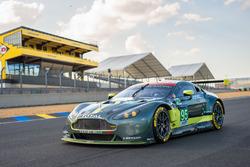 №95 Aston Martin Racing Aston Martin Vantage: Ники Тим, Марко Сёренсен, Ричи Стэнэвэй