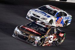 Austin Dillon, Richard Childress Racing Chevrolet, Jimmie Johnson, Hendrick Motorsports Chevrolet