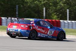 Manuel Amweg, Frédéric Yerly, Nils Jung, Florian Wolf, Toyota GT86, Ring Racing