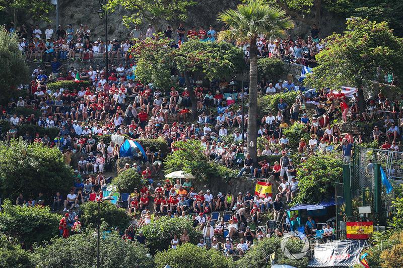 Гран Прі Монако. Уболівальники