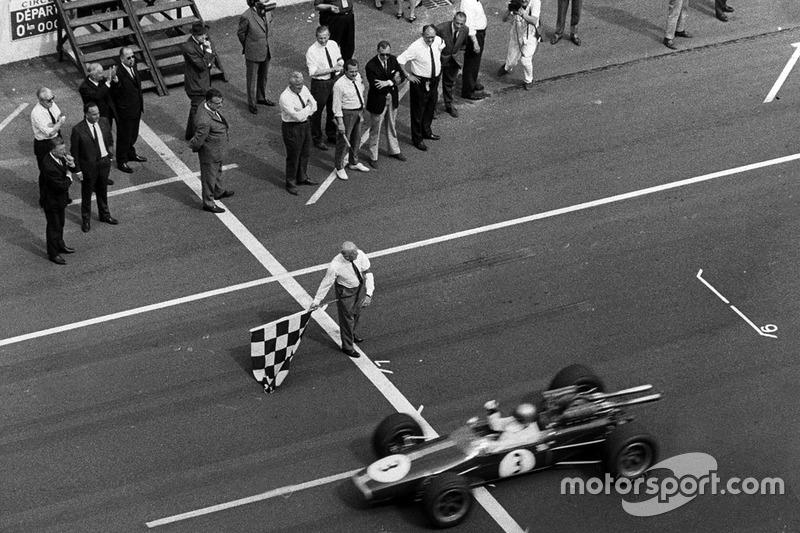 8. Brabham (1966-1967)
