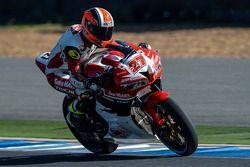 Andi Gilang, Supersports 600cc