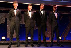 McLaren Autosport Award jelöltek